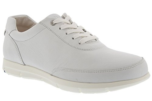 Birkenstock Womens Manitoba Sneaker White Size 37 EU (6-6.5 M US Women) ()