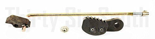 (Club Car DS 1999 to Current Golf Cart Hill Brake Rod & Pawl Kit)