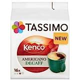 Tassimo Kenco Americano Decaff Decaffeinated Coffee Discs