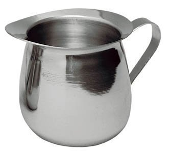 Creamer Serving Coffee Bell Shape Stainless
