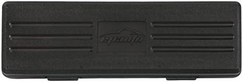 EPAuto 1/2-Inch Drive Metric Deep Impact Socket Set, Cr-V, 6 Points, 11 Sockets