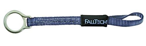 FallTech 8366L D-Ring Extender - Web with Choking Loop an...