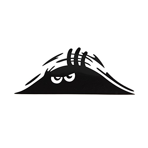 monster window decals for cars - 4