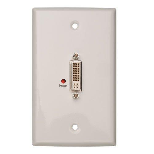 - Tripp Lite B140-1P0-WP DVI Over Cat5 Passive Extender Remote Wallplate TAA / GSA