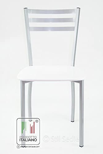 Stil Sedie Sedia Cucina Modello Angela Seduta in Legno Multistrato