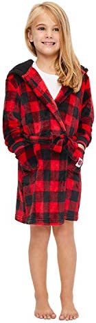 Jammin' Jammies Family Let's Get Cozy Matching Robes - Youth Pl