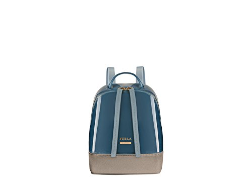 Furla Candy Bling Mini Backpack Dolomia Colour bronze