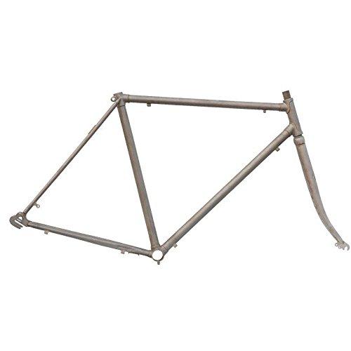 Stahlrahmen Fahrrad Rennrad Sport 58 cm roh