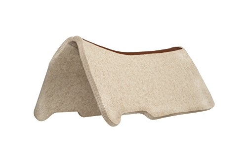 Weaver Leather Contoured Felt Saddle Pad ()