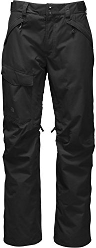 North Pants Rain Face (The North Face Freedom Mens Ski Pants - XX-Large/TNF Black)