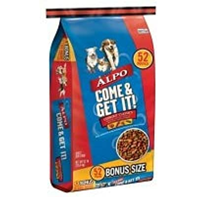 Provi 050000 52 lbs Nestle Purina Pet Care Pro44; Alpo Come N Get It