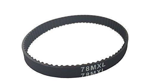 - Eureka 93-A, 94-A,167 Series Stick Vac Geared Belt Single Genuine Part # 56334,86467
