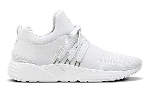 Tessuto Uomo 43 e15 Mesh Bianco Sneakers S Arkk Eu Tecnico Raven zX6nqSdId