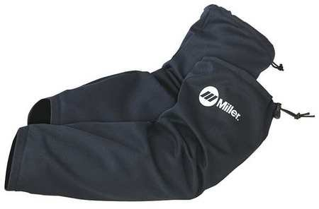 Flame Resistant Sleeve, Navy, Cotton