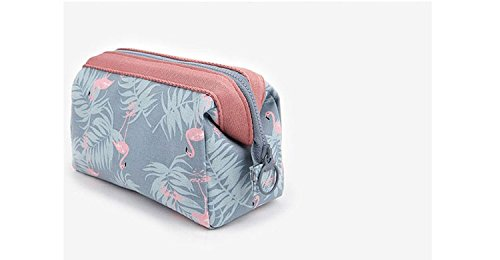casa shop Portable Cute Multifunction Beauty Travel Cosmetic BagNude Makeup Lips