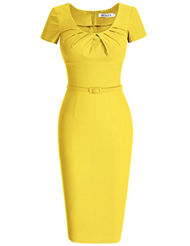 Ruched Dress Color - 4