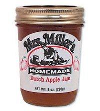 Mrs. Miller's Dutch Apple Jam, 8 oz