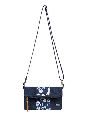 Roxy Bags Purses - Roxy Poetic Winter Crossbody Bag, dress blues
