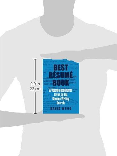 best resume book