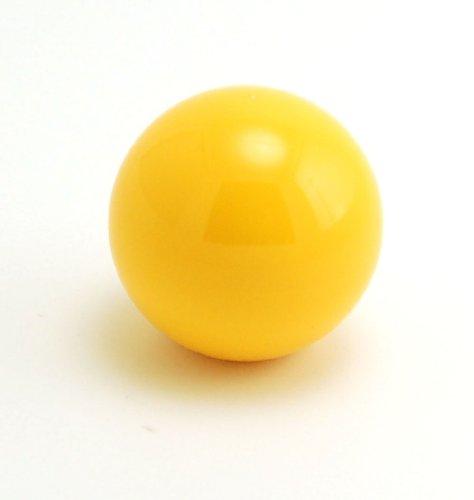 Yellow Sanwa LB35 Balltop for JLF Joysticks