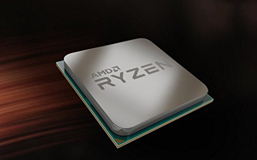 AMD Ryzen 5 1600 Processor with Wraith Spire (no LED) Cooler (YD1600BBAEBOX)