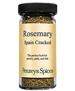 Rosemary Cracked By Penzeys Spices 1.2 oz 1/2 cup jar
