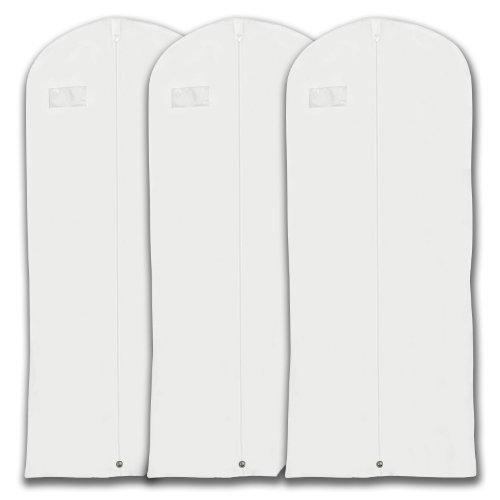 garment bags white - 5