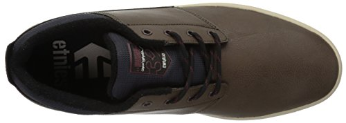 Etnies Chaussure Thirty Two Chris Bradshaw Jameson MTW Brun-Bleu Fonce