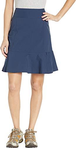 Royal Robbins Women's Discovery II Skirt Deep Blue 14 ()