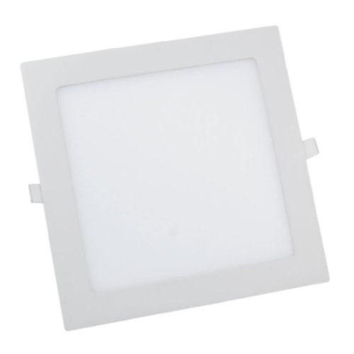 Square ceiling lights amazon lemonbest 18 watt led panel light square ceiling downlight lamp cool white aloadofball