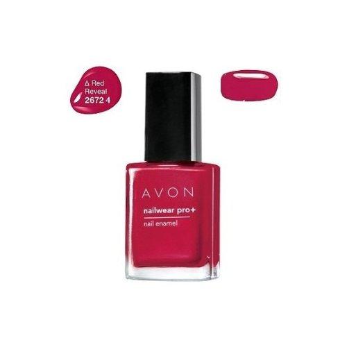 Avon Nailwear Nail Enamel - Avon Nailwear Pro (Red Reveal)