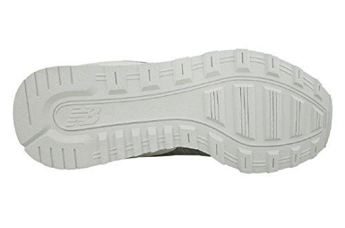 New Balance Wr996, Zapatillas para Mujer Plateado (Silver)
