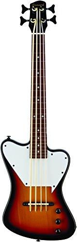 Savannah STB-700F-VS Lightning Bass Guitar, Fretless (Fretless Guitar Neck)