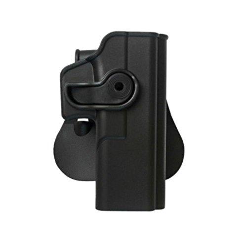 IMI Defense Tactical Retention Polymer Concealed Roto Holster For Glock 20/21/28/37/38/41 Pistol Handgun Gen 4 Compatible