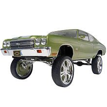 70 chevelle model car - 5