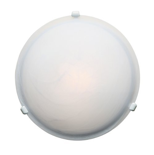 Access Lighting 50046-WH/ALB Nimbus Flush Mount Ceiling Light by Access Lighting
