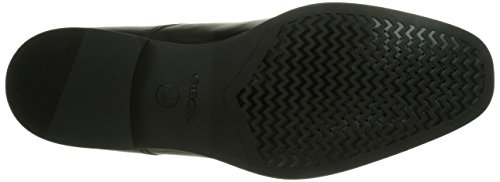 Geox U Pericle F, Chaussures Lacées Homme Black (C9999)
