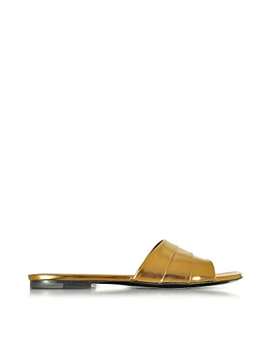 jil-sander-womens-js2820005202b021-gold-leather-sandals