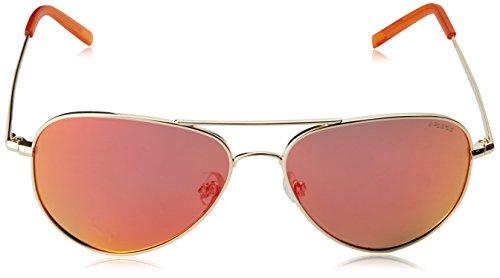 Grey Unisex Gold 6012 Red Pz de OZ N Speckled PLD Dorado Adulto J5G 56 Gafas Polaroid Sol 1qPO85