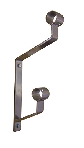 Gibson Athletic Double Ballet Bar Bracket Only, for 1.5