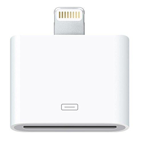 51 opinioni per Originale Phone Star 8 pin a 30 pin adattatore senza audio e trasmissione video