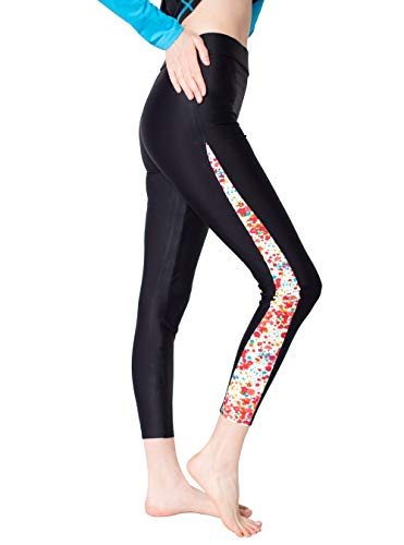 - Swim Tights For Women Floral L