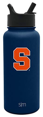 Syracuse University Football - Simple Modern 32oz Summit Water Bottle Syracuse