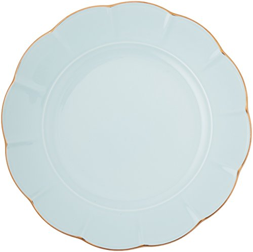 Marchesa Shades of Teal Dinner Plate by Lenox (Dinner Plates Teal)