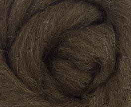 Gray Cobble Corriedale Wool Roving One Ounce Assorted Colors for Felting and Spinning NZ
