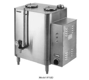 Grindmaster-Cecilware 815E Heavy Duty Hot Water Boilers, 15-Gallon