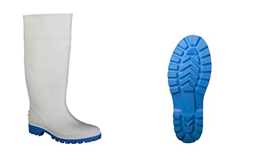 DIKAMAR fOODBUSTER white si, berufsstiefel, bottes en caoutchouc mixte taille 36–46