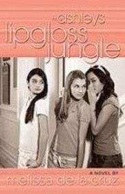book cover of Lip Gloss Jungle