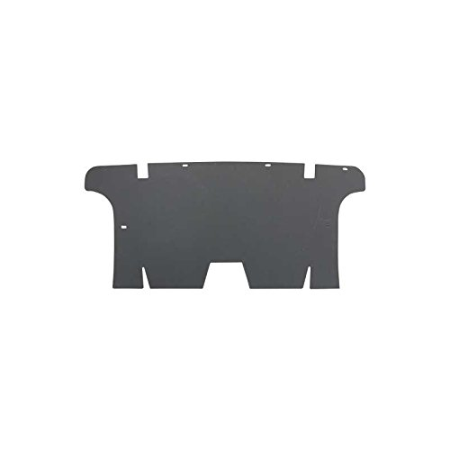 MACs Auto Parts 44-38772 - Mustang Coupe Rear Seat and Trunk Divider
