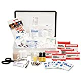 SKILCRAFT 6545-00-656-1094 Industrial/Construction First Aid Kit, For 20-25 Person
